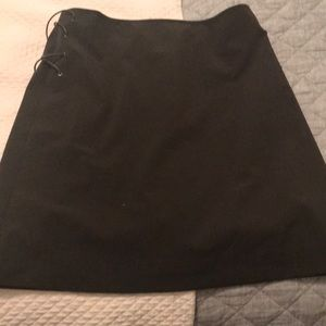 W by Worth olive green skirt